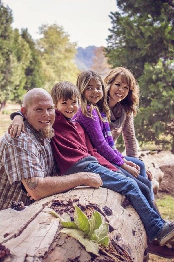 Pour la majorité des Français, la famille est«synonyme de bonheur». (Image :rmt/Pixabay)