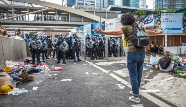 Pékin veut utiliser la loi sur la sécurité nationale pour cibler les Hongkongais qui s'engagent dans la promotion de la démocratie, de la liberté d'expression, etc. (Image :Studio Incendo/ flickr /CC BY 2.0)