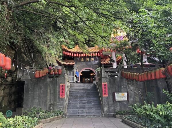 La Grotte de la Fée était autrefois l'une des huit attractions les plus remarquables de Keelung. (Image : Billy Shyu / Vision Times)