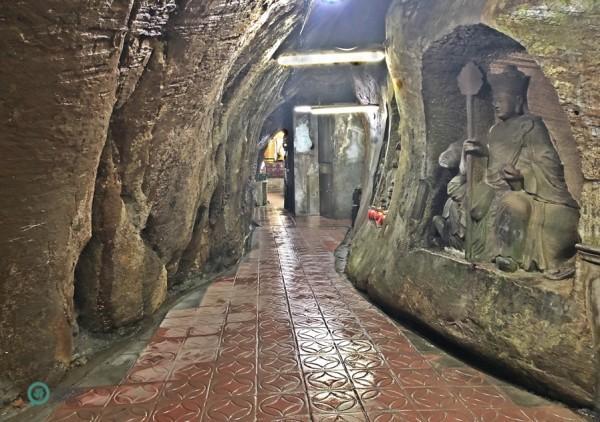 La chambre principale de la Grotte de la Fée. (Image : Billy Shyu / Vision Times)
