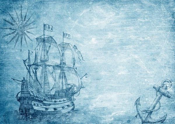 voyages d'exploration dans l'océan Indien au début du xve siècle, sous la dynastie Ming. (Image :DarkWorkX/Pixabay)