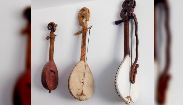 Un gusle est un instrument à cordes. (Image : Orjen/Wikimedia /CC BY-SA 4.0)