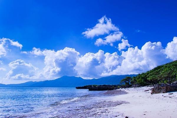 Okinawa est reconnue comme l'une des zones bleues dans le monde. (Image :Makoto Seimori/Pixabay)