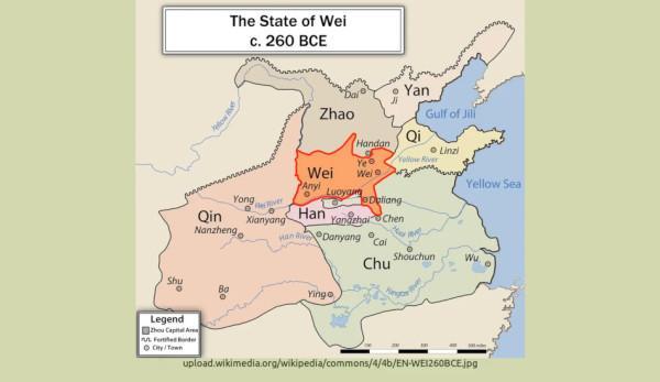 Devenu général, Wu a fidèlement formé des soldats pour l'État de Wei. Il est resté avec eux jour et nuit. (Image : Capture d'écran /YouTube)