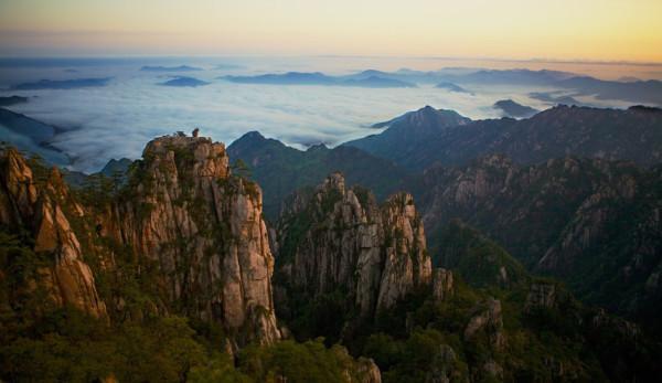 Le gouverneur de l'État de Wei a fait remarquer à quel point il pensait qu'ils étaient bien protégés grâce aux montagnes et aux rivières.(Image :pixabay/CC0 1.0)