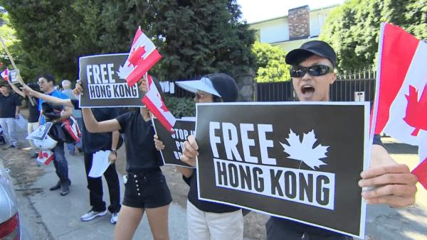 Les Canadiens estiment que les droits de l'homme sont plus importants que le commerce, dans leurs relations avec la Chine. (Image : Capture d'écran / YouTube)