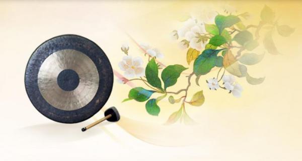 Le Gong. (Photo : Shenyunperformingarts.org)