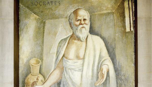 Socrate discernait les failles inhérentes au régime démocratique.(Image :flickr/CC0 1.0)