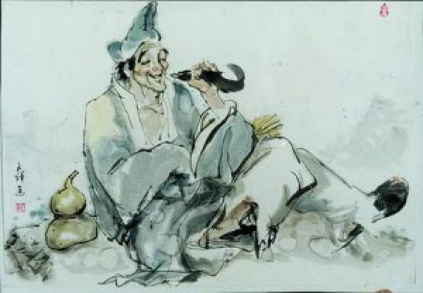 Les aventures excentriques du moine Ji Gong