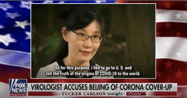 Dr Yan Li-Meng voudrait dévoiler la verité sur l'origine du Covid-19 au monde entier. (Image : Capture d'écran / YouTube)