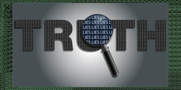 Seule la vérité réveillera l'opinion publique. (Image :OpenClipart-Vectors/Pixabay)