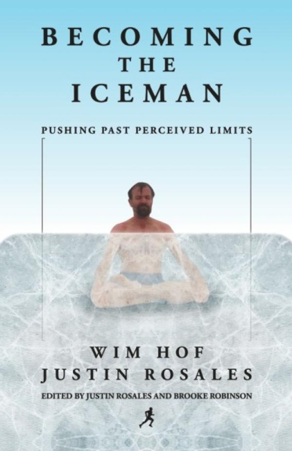 Le livre Becoming The Iceman a été écrit par Wim Hof. (Image :Wikimedia/CC0 1.0)