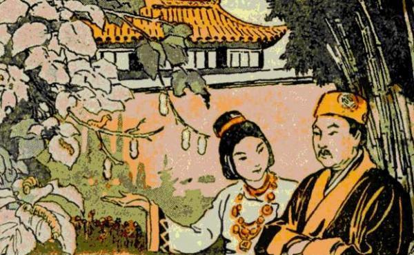« L'impératrice Leizu et l'Empereur Jaune ». (Image : shenyunperformingarts.org)