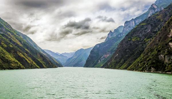 Si vous avez l'occasion de visiter la Chine, un voyage le long du fleuve Yangtze est une expérience extraordinaire. (Image :pixabay/CC0 1.0)