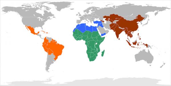 En 2005, la Chine est devenue le plus grand bénéficiaire des fonds de l'Agence Française de Développement (AFD). (Image : Wikimedia / Turlin.frederic / CC BY-SA)