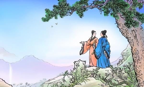 L'histoire de Liang et Zhu