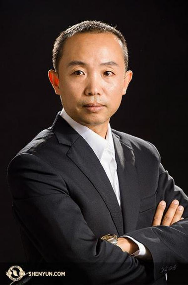 Le chorégraphe Gu Yuan. (Photo : Shenyunperformingarts.org)