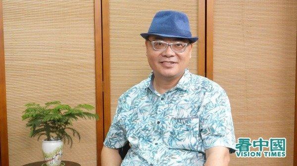 Selon Shen Sihai la plupart des principaux médias de Hong Kong sont sous le contrôle du PCC. (Image : Li Ming / Vision Times)