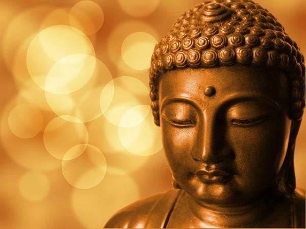 Le troisième œil situé entre les sourcils de Bouddha permet d'accéder à différentes dimensions et à la manifestation de la vie dans la chaîne de causalité. (Image :Charles Rondeau/Pixabay)