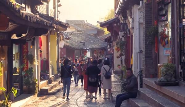 Les systèmes bancaires parallèles se multiplient en Chine lors de l'épidémie de Covid-19. (Image : Capture d'écran / YouTube)
