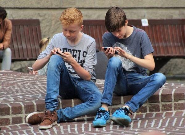 Regarder fréquemment son smartphone entraîne une déformation du cou appelée le «cou du dindon» résultant d'une «altération du collagène au niveau du cou».(Image :natureaddict/Pixabay)