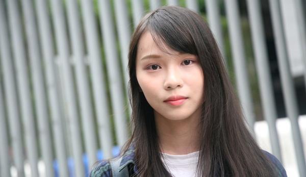 Depuis qu'elle s'est opposée au régime chinois pour l'autonomie de Hong Kong, les gens ont commencé à appeler Agnès Chow la «vraie» Mulan. (Image :wikimedia/CC0 1.0)