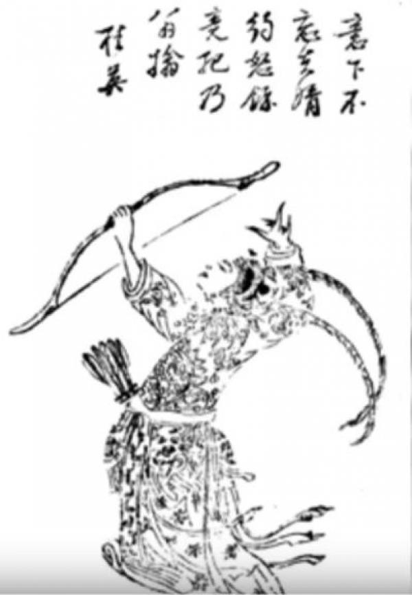 Mu Guying, une des femmes guerrières très talentueuses. (Illustration : Wikipedia)