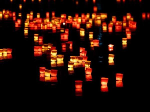 Zhongyuan Jie, fête chinoise des fantômes
