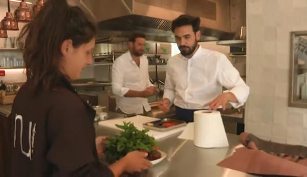 La ferme urbaine sur toit sera également dotée d'un restaurant. (Image : Capture d'écran / YouTube)