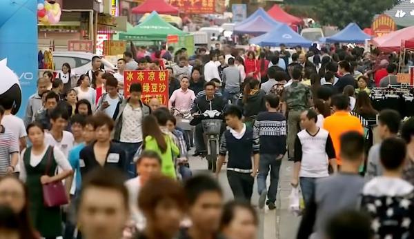 Les chiffres du chômage en Chine ne représentent pas l'ampleur réelle du chômage sur le terrain. (Image : Capture d'écran / YouTube)