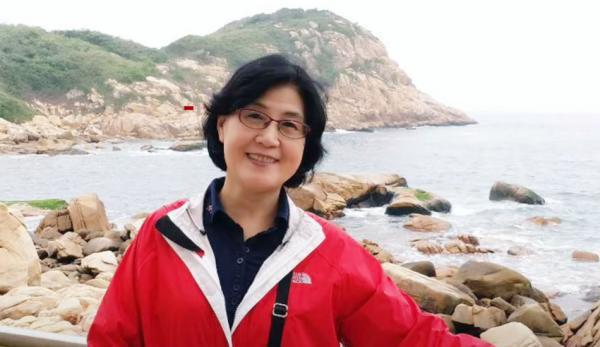 Cai Xia était l'une des élites du PCC. (Image : Capture d'écran / YouTube)
