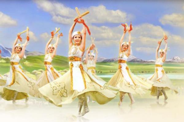 Danses mongoles. (Photo : Shenyunperformingarts.org)