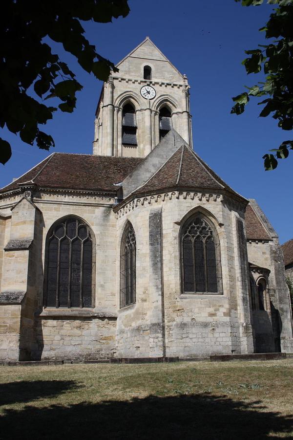 Ce bâtiment est sans conteste un témoin historique du passage entre l'art roman et le début de l'art gothique, sa construction s'échelonnant sur ces deux périodes stylistiques. (Image : Wikimedia / GFreihalter / CC BY-SA)