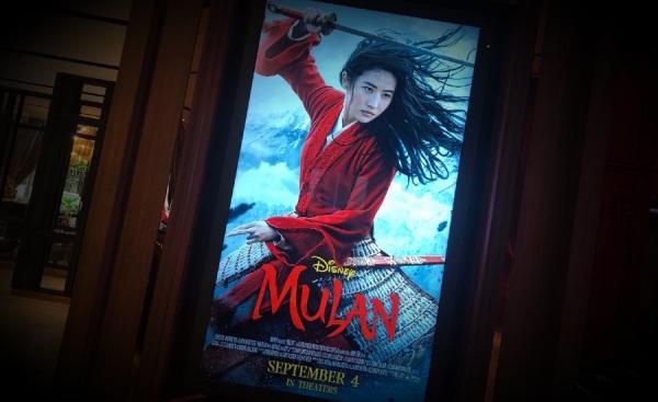 Controverse au sujet du tournage de Mulan dans le Xinjiang