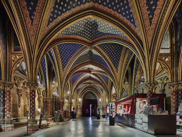 La Sainte-Chapelle, un lieu d'élévation de l'âme