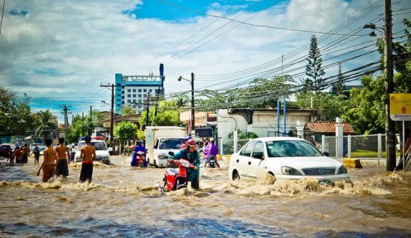 L'affirmation selon laquelle le barrage serait capable de résister à une inondation d'une ampleur «des 100 dernières années» est en grande partie fausse. (Image :Pixabay/CC0 1.0)