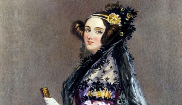 Ada Lovelace est considérée comme la première personne au monde à avoir reconnu que les ordinateurs pouvaient être utilisés dans des applications autres que les calculs purs. (Image : wikimedia/CC0 1.0)