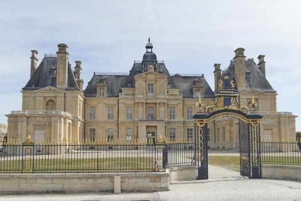Le château de Maisons-Laffitte, un bijou du classicisme français