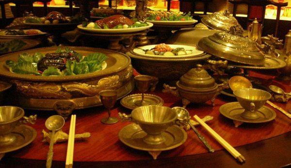 Cixi se faisait servir 120 plats par repas. (Image : Charlotte1125/wikimedia /CC BY-SA 3.0)