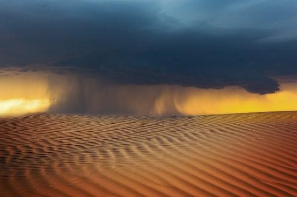Détruit en une seule nuit : le mystérieux Royaume de la Rivière Noire dans le désert du Gansu, Chine. (Image :enriquelopezgarre/Pixabay)