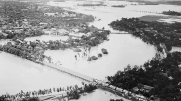 En plus du barrage de Banqiao, 61 autres barrages se sont également effondrés, déclenchant l'une des pires inondations de l'histoire de l'humanité. (Image: Capture d'écran / YouTube)
