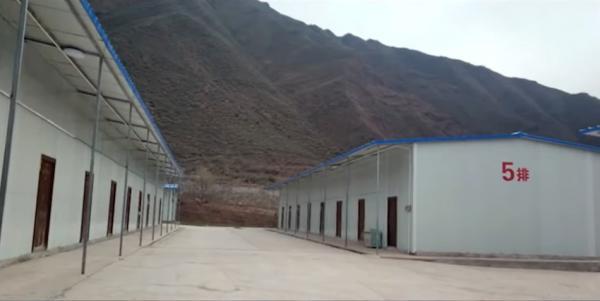 Un nouveau rapport révèle que près d'un demi-million de Tibétains ont été envoyés dans des camps de travail par le gouvernement communiste chinois. (Image : Capture d'écran / YouTube)
