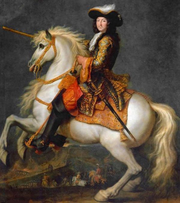 Le Roi Louis XIV. (Photo : Shenyunperformingarts.org)