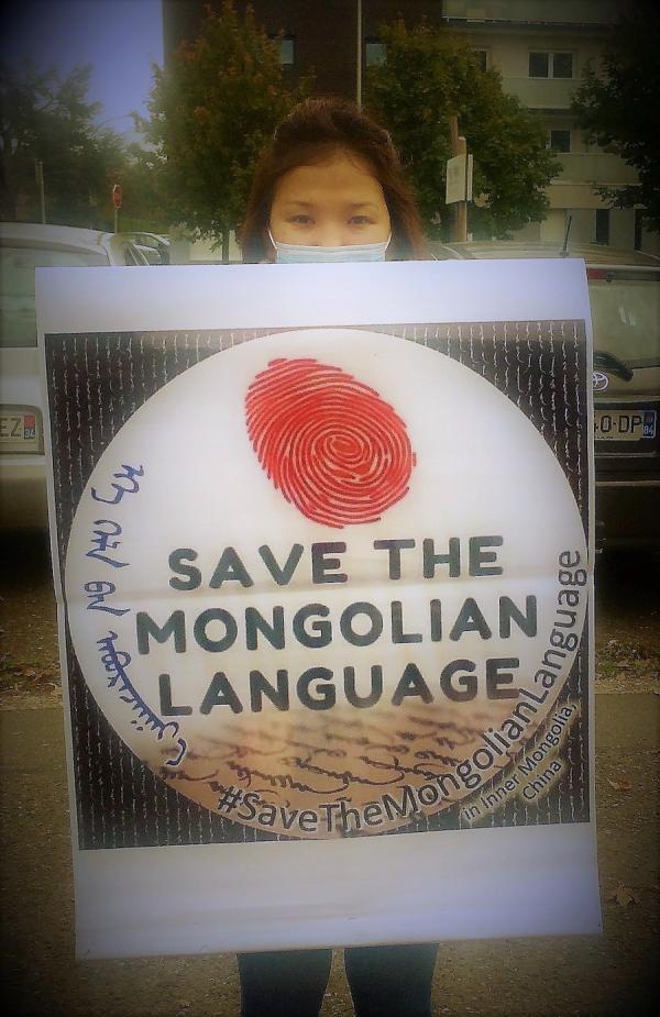 Sauver la langue mongole. (Image : Caroline Daix)