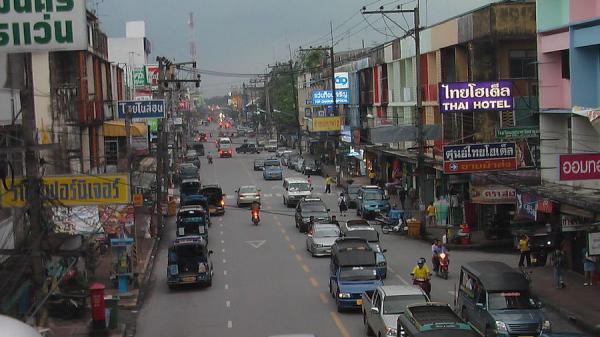 La Thaïlande a annoncé son intention de mettre en place un vaste réseau de fermes solaires flottantes. (Image :wikimedia/CC0 1.0)