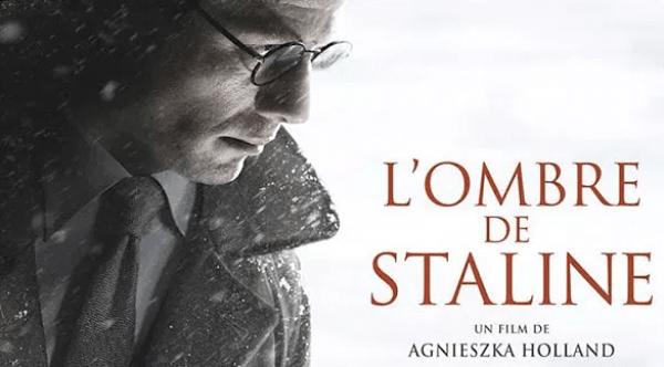 Le film L'Ombre de Staline (M. Jones) est basé sur la vie du journaliste gallois Gareth Jones, qui a dénoncé la famine en Ukraine orchestrée par Staline en 1932 et 1933. (Image : Capture d'écran / YouTube)
