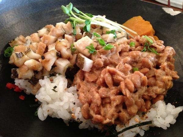 Le Natto est un produit de la fermentation des graines de soja. (Image :woojae lee/Pixabay)
