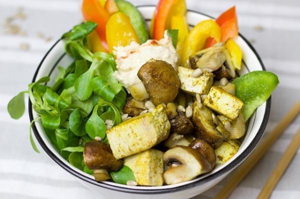 Le tofu fermenté est plus friable que le tofu normal, il est beaucoup plus goûteux.(Image :Bernadette Wurzinger/Pixabay)