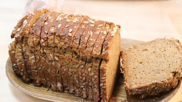 Le pain au levain est meilleur pour la santé que le pain complet simple.(Image :ally j/Pixabay)