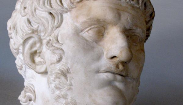 Sénèque s'est suicidé sur ordre de l'empereur Néron. (Image : Wikimedia/GNU FDL)